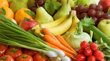 Reasons why to eat your fruit and especially VEG | Health Facts | Scoop.it