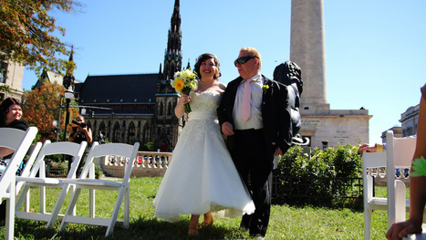 Book Weddings in Parks or Museums to Save Big (and Get a Tax Break) | Events | Scoop.it