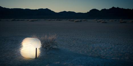 Lumio, la lampe portable dans un livre   Articles mis de coté   Scoop.it