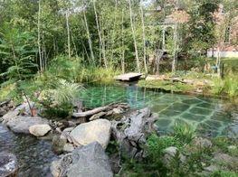 Nager écolo dans une piscine naturelle - Journal de l'Habitation   Entretien piscine   Scoop.it