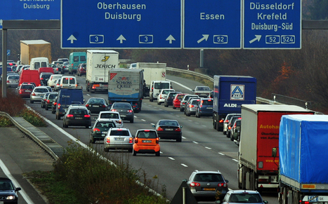 The need for speed in Germany - Telegraph.co.uk   Franken   Scoop.it