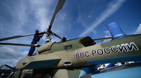 Russia, India to start joint airplane & helicopter production | Helicopters | Scoop.it