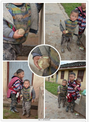 Rescued child labor in China hated to go back to starving home ... | The Same Heart - Child Labor | Scoop.it