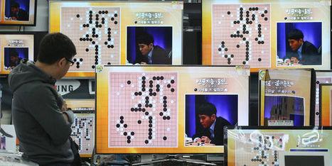 Jeu de go: Lee Sedol perd la deuxième manche face à l'intelligence artificielle | Post-Sapiens, les êtres technologiques | Scoop.it