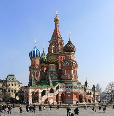 River Cruising Through Russia: Who Still Offers It? | Explore River Cruises | Scoop.it