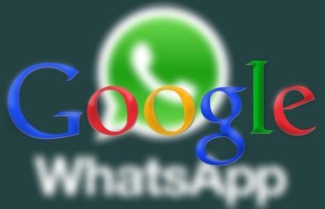 Google prepara nueva app de mensajería para competir con WhatsApp   Redes Sociales   Scoop.it