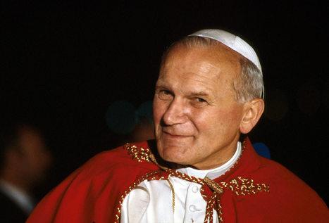 Jean-Paul II, le pape des JMJ (mais pas que) | Canonisation de Bx Jean-Paul II et Bx Jean XXIII | Scoop.it