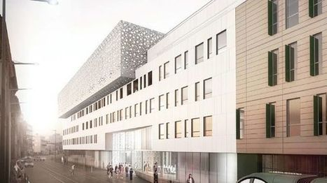 À l'institut Bergonié de Bordeaux, le chantier du nouveau pôle chirurgical débute | La santé et biotechnologies à Bordeaux et en Gironde | Scoop.it