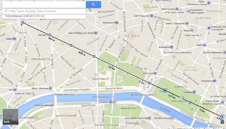 Awesome new Google Maps trick makes travel planning even easier | Getaways and Travel | Scoop.it