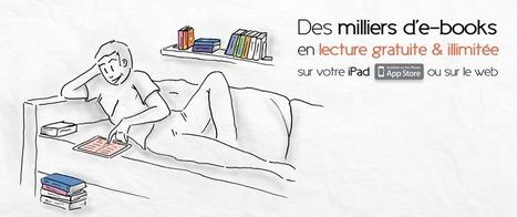 Youboox - L'accès gratuit aux livres numériques   Geek or not ?   Scoop.it