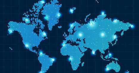 La géographie mondiale des villes du numérique est-elle en mutation ? | L'Atelier: Disruptive innovation | Stagiaire Expert-Comptable mémorialiste | Scoop.it