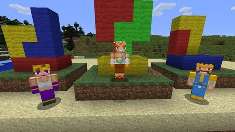 Mojang announces 'Minecraft' for credit-card sized pc, Raspberry Pi | Raspberry Pi | Scoop.it