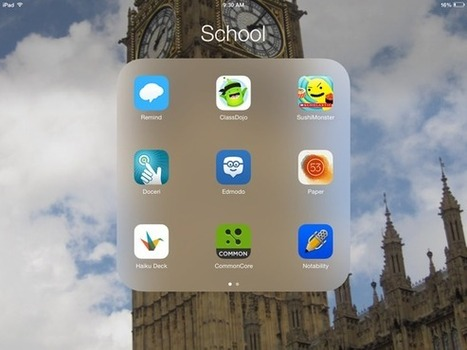 An app a day helps a teacher stay sane: How your iPad can keep kids on track - Macworld | bibliotecas instituciones educativas | Scoop.it