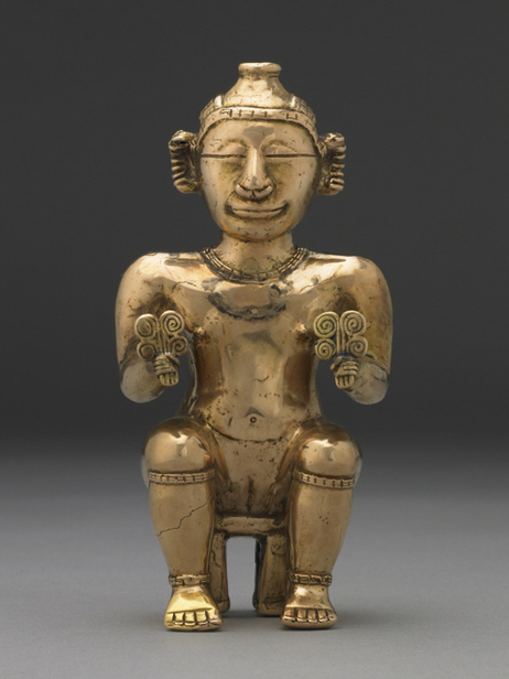 More than just gold | Ancient Art History Summary | Scoop.it