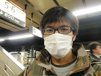 Date Masuku– Health concerns aren't the only reasons why people in Japan are wearing surgical masks. | Japan Culture | Scoop.it