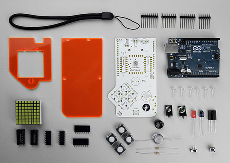 build a videogame console with technology will save us' DIY kit | World of Video Game Designing | Scoop.it