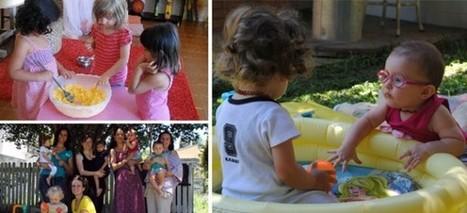 Cuidado coletivo de crianças ganha adeptos no Brasil | Banco de Aulas | Scoop.it