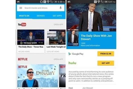 The revamped Chromecast app makes Google's media streamer feel whole | Big Media (En & Fr) | Scoop.it