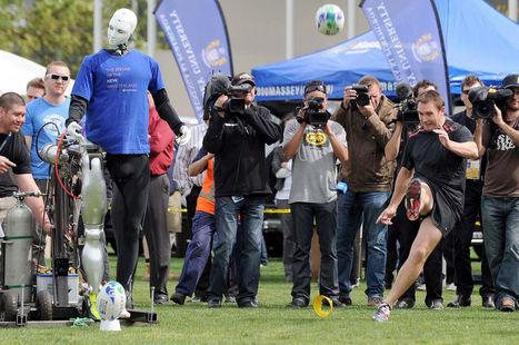 Coupe du monde de rugby : La high-tech, 16e homme du XV de France | Insight on innovation | Scoop.it