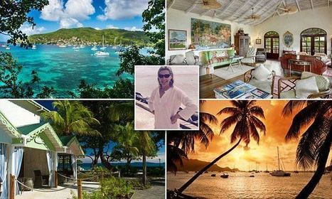 A luxurious Caribbean time capsule where they've got the past perfect | Bequia - All the Best! | Scoop.it