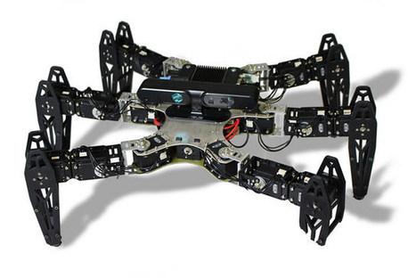 Robots que se reponen de los daños | tecno4 | Scoop.it