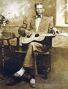 Charlie Patton - Wikipedia, the free encyclopedia | The Blues | Scoop.it