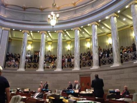 Protestors take over Missouri Senate, Demand Medicaid Expansion (Live Updates)(Full Video)   MettaSolutions Health Care   Scoop.it