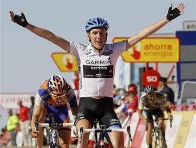 Daniel Martin wins Tour of Catalunya | Reuters | Cyclosport | Scoop.it