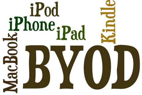 The Mobile Native: 30+ BYOD and BYOT Resources | BYOT @ School | Scoop.it