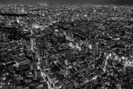 Tokyo Cityscapes | Urban Decay Photography | Scoop.it