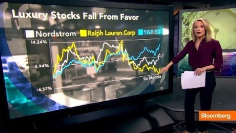 Luxury Retail Stocks Fall From Favor, Lag S&P 500 - Bloomberg | keyRetail Weekly | Scoop.it