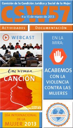"""La canción """"One Woman"""" saldrá el Día Internacional de la Mujer – Hoy comienza la cuenta atrás   ONU Mujeres   DÍA INTERNACIONAL DE LAS MUJERES   Scoop.it"""