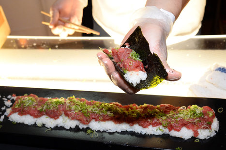 Why Some Chefs Just Can't Quit Serving Bluefin Tuna | Sustainability Science | Scoop.it