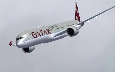 A350 : la peinture qui fait jaser | Tout sur les Avions | Scoop.it