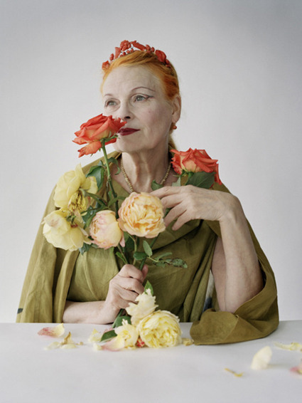Vivienne Westwood's Collection Focuses on Combating Climate Change | Digital Sustainability | Scoop.it