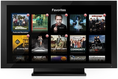 A6-Based Apple Television to Come in Three Sizes Ranging from 32 to 55 Inches? | All Technology Buzz | Scoop.it