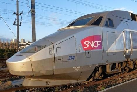 Axelle Lemaire : Le wifi dans les TGV SNCF grâce à Twitter | Transport | Scoop.it