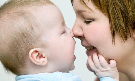 (Empathic Parenting) When moms 'tune in,' babies show empathy later | Empathy and Compassion | Scoop.it