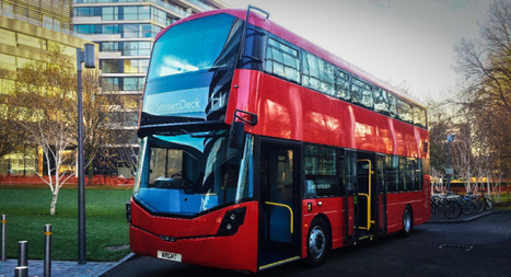 Wrights Group showcases hydrogen fuel cell bus driveline in London; production-ready in 2017   Alternative Powertrain News   Scoop.it