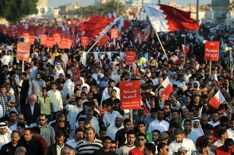 Is the U.S. on the wrong side of history in Bahrain? | Human Rights and the Will to be free | Scoop.it