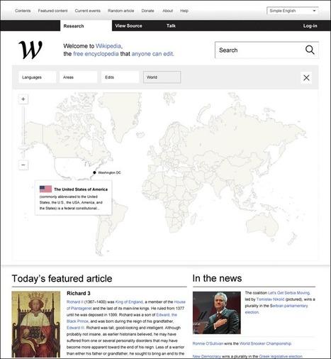 Wikipedia Redefined | Médias & réseaux sociaux | Scoop.it