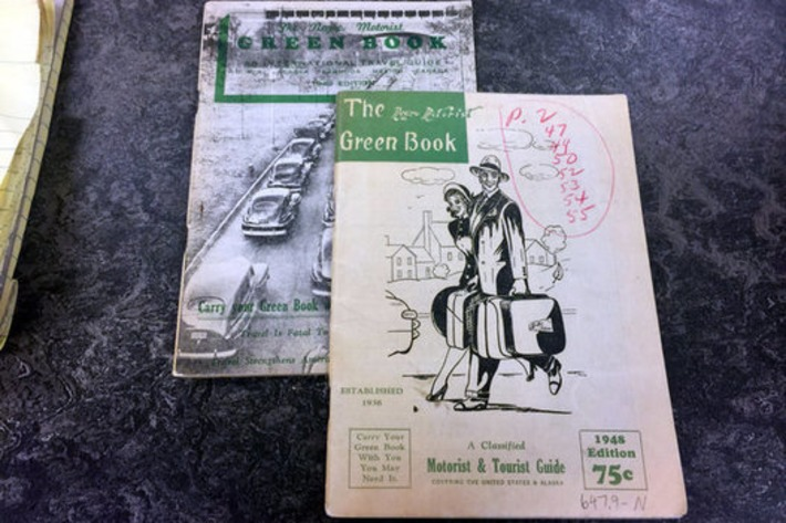 Jim Crow-Era Travel Guides | Visiting The Past | Scoop.it