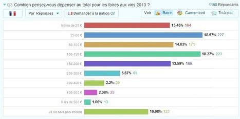 Foire aux vins : plus de 66% des Français ont l'intention d'y participer | Panel News | Conso News | Scoop.it