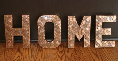 6 Easy DIY Ideas To Do With Old Pennies | Coupons | Scoop.it