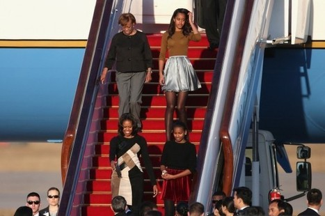 First Lady Criticized Over Trip To China - WBUR | Internationalization Abroad | Scoop.it