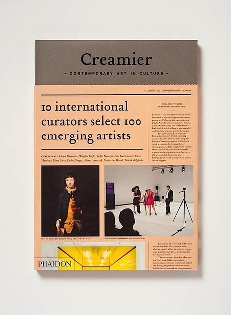 Editorial Design Inspiration: Creamier | Abduzeedo Design Inspiration & Tutorials | Public Relations & Social Media Insight | Scoop.it