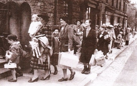 Guernsey evacuees reveal how they were branded 'cowards' | ESRC press coverage | Scoop.it
