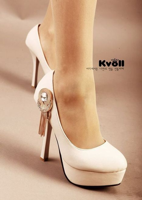 Wholesale Stilottos HIgh Heel Shoes Online Kvoll D63581 Black [D63581]- US$23.89 - www.wholesaleshoes8.com | Wholesale Women Shoes | Scoop.it