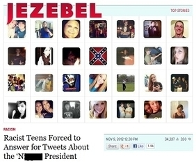 Should Teenagers Have Racist Election Tweets In Their Google Results For Life? Jezebel Votes Yes | Responsible Digital Citizenship | Scoop.it