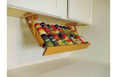 Spice Rack Ideas You can Adopt | Exist Decor | home | Scoop.it